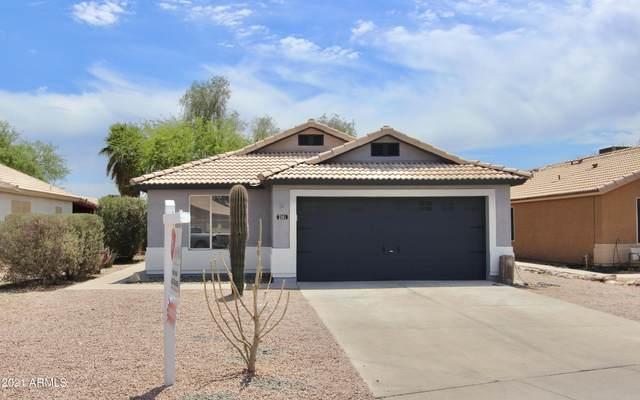 2141 W Renaissance Avenue, Apache Junction, AZ 85120 (MLS #6246288) :: Yost Realty Group at RE/MAX Casa Grande