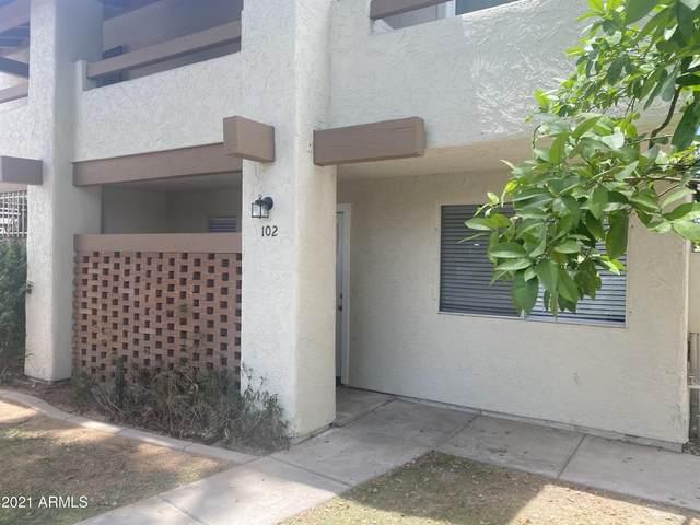 8802 N 8TH Street #102, Phoenix, AZ 85020 (MLS #6246298) :: Midland Real Estate Alliance