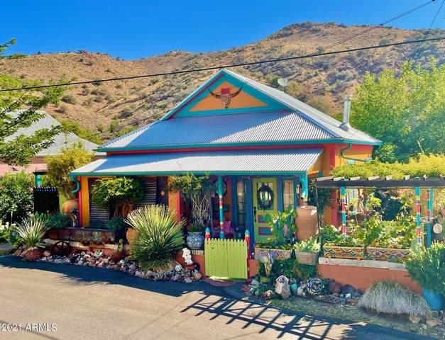 305 Oak Avenue, Bisbee, AZ 85603 (MLS #6246321) :: Keller Williams Realty Phoenix