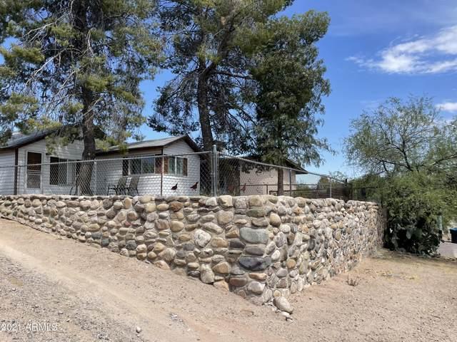 131 S Jefferson Street, Wickenburg, AZ 85390 (MLS #6246330) :: Keller Williams Realty Phoenix