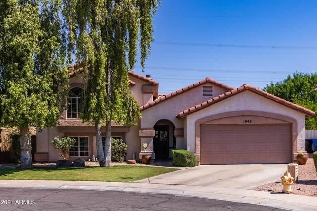 1048 E Vaughn Avenue, Gilbert, AZ 85234 (MLS #6246339) :: Yost Realty Group at RE/MAX Casa Grande