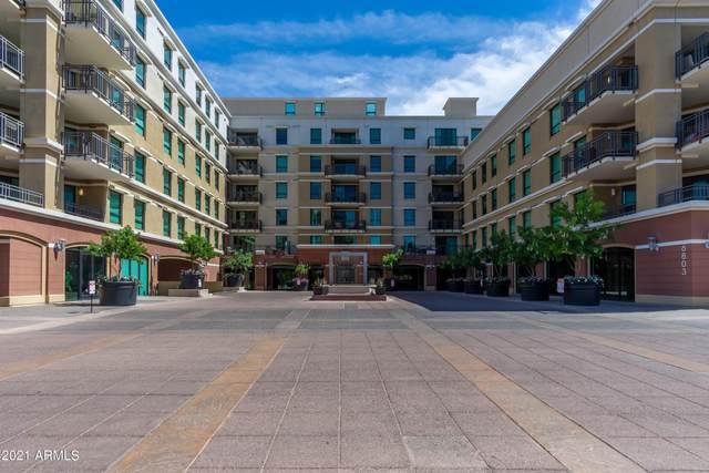 6803 E Main Street #4406, Scottsdale, AZ 85251 (MLS #6246359) :: CANAM Realty Group