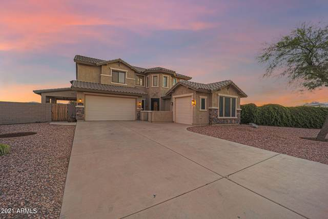 28408 N 179TH Drive, Surprise, AZ 85387 (MLS #6246361) :: Power Realty Group Model Home Center