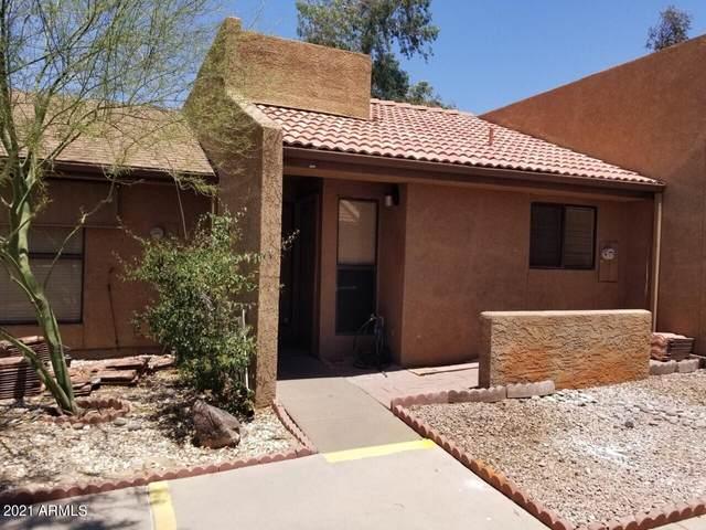 3228 W Glendale Avenue #123, Phoenix, AZ 85051 (MLS #6246365) :: Yost Realty Group at RE/MAX Casa Grande