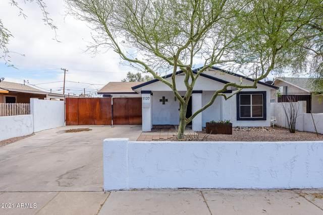 1137 E Taylor Street, Phoenix, AZ 85006 (MLS #6246370) :: Yost Realty Group at RE/MAX Casa Grande