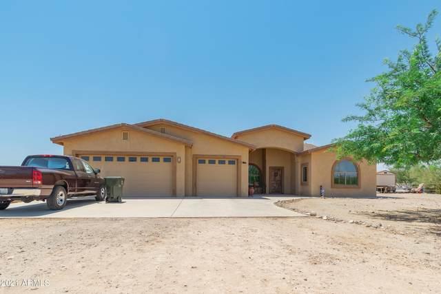2806 N 191ST Avenue, Buckeye, AZ 85396 (MLS #6246373) :: CANAM Realty Group