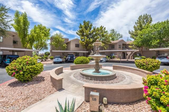 15050 N Thompson Peak Parkway #2065, Scottsdale, AZ 85260 (MLS #6246374) :: The Garcia Group