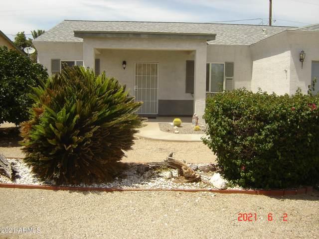 289 Peretz Circle, Morristown, AZ 85342 (MLS #6246377) :: ASAP Realty