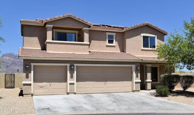 2461 S Conestoga Road, Apache Junction, AZ 85119 (MLS #6246379) :: Yost Realty Group at RE/MAX Casa Grande