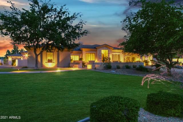 6341 E Sunnyside Drive, Scottsdale, AZ 85254 (MLS #6246390) :: Yost Realty Group at RE/MAX Casa Grande