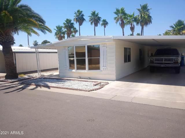 9302 E Broadway Road #32, Mesa, AZ 85208 (MLS #6246422) :: Arizona Home Group