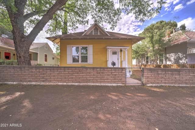 140 E Railroad Court, Globe, AZ 85501 (MLS #6246438) :: Hurtado Homes Group