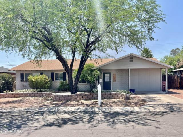 1720 N 74TH Place, Scottsdale, AZ 85257 (MLS #6246442) :: Yost Realty Group at RE/MAX Casa Grande