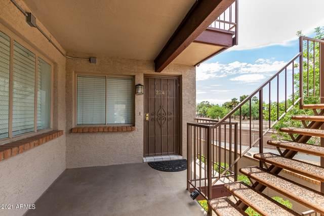 17 E Ruth Avenue #224, Phoenix, AZ 85020 (MLS #6246451) :: Midland Real Estate Alliance