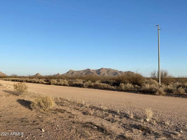 0 W Aquarius Drive, Eloy, AZ 85131 (MLS #6246462) :: The Carin Nguyen Team