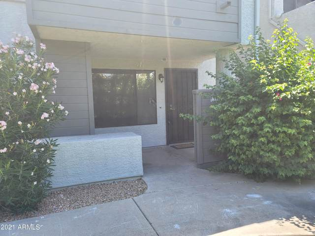 9439 N 59TH Avenue #142, Glendale, AZ 85302 (MLS #6246486) :: Yost Realty Group at RE/MAX Casa Grande