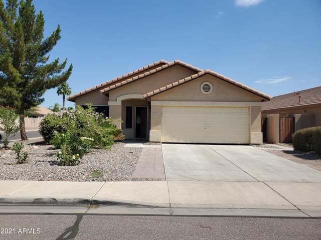 8198 W Behrend Drive, Peoria, AZ 85382 (MLS #6246501) :: Yost Realty Group at RE/MAX Casa Grande