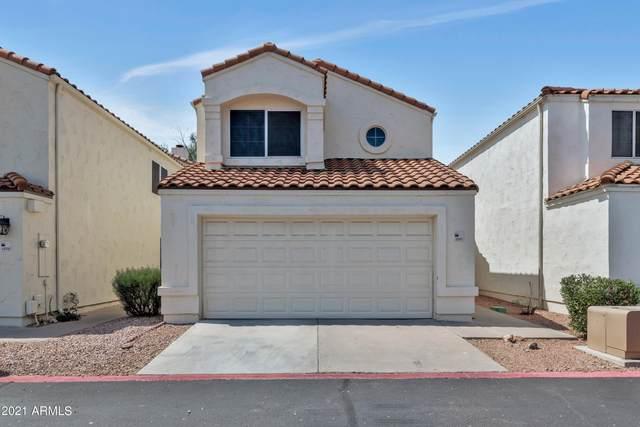 2351 E Evans Drive, Phoenix, AZ 85022 (MLS #6246511) :: Executive Realty Advisors