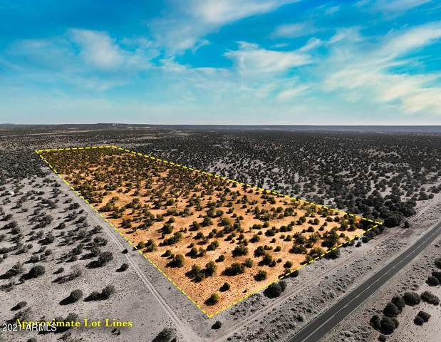 TBD Lot 34, Concho, AZ 85924 (MLS #6246512) :: Fred Delgado Real Estate Group