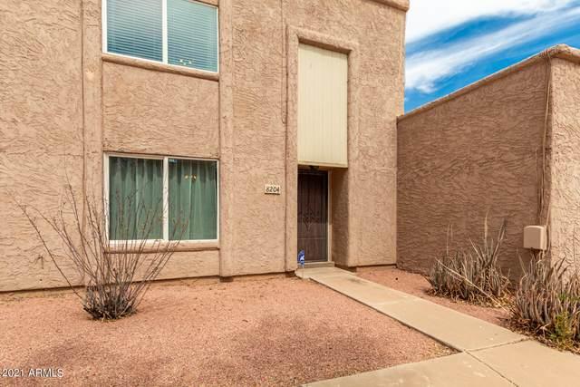 8204 N 33RD Avenue, Phoenix, AZ 85051 (MLS #6246519) :: Yost Realty Group at RE/MAX Casa Grande