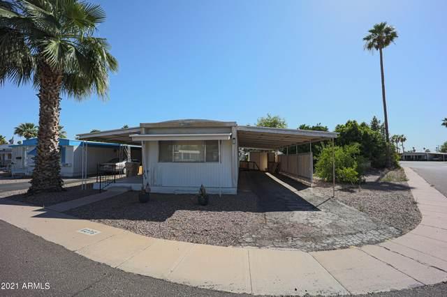 5201 W Camelback Road G276, Phoenix, AZ 85031 (MLS #6246534) :: Klaus Team Real Estate Solutions