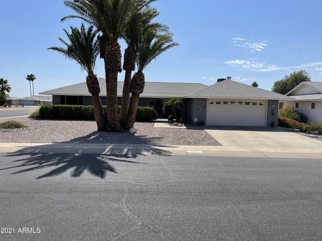 19402 N Concho Circle, Sun City, AZ 85373 (MLS #6246548) :: Keller Williams Realty Phoenix