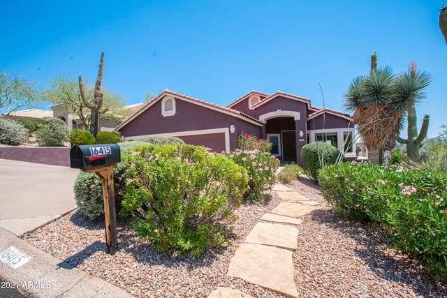 16415 N Picatinny Way, Fountain Hills, AZ 85268 (MLS #6246551) :: Yost Realty Group at RE/MAX Casa Grande