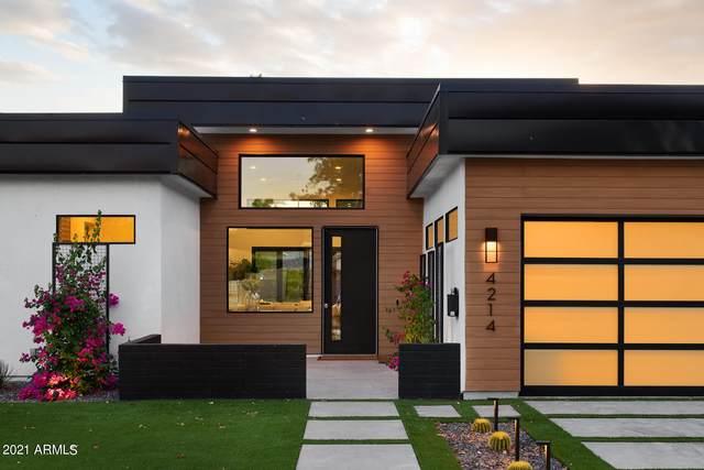 4214 N 41ST Street, Phoenix, AZ 85018 (MLS #6246563) :: CANAM Realty Group