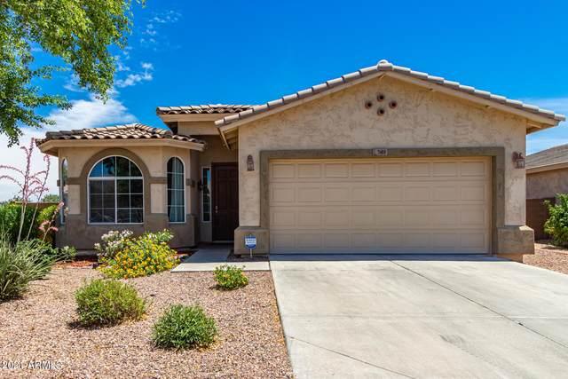 7403 W Darrow Street, Laveen, AZ 85339 (MLS #6246567) :: Yost Realty Group at RE/MAX Casa Grande