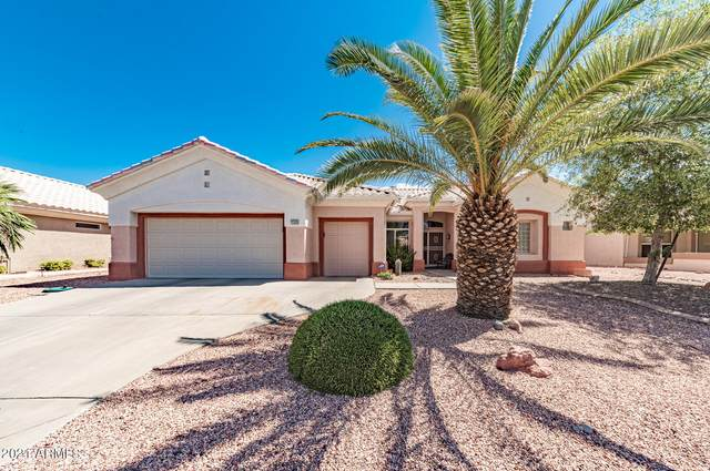 15434 W Gunsight Drive, Sun City West, AZ 85375 (MLS #6246587) :: Yost Realty Group at RE/MAX Casa Grande