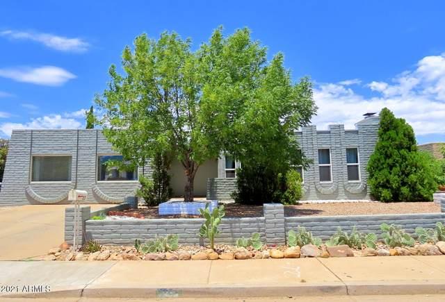 217 Meadows Drive, Sierra Vista, AZ 85635 (MLS #6246590) :: Yost Realty Group at RE/MAX Casa Grande