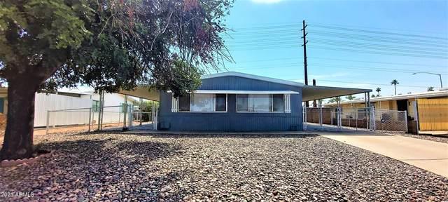 115 S 75TH Place, Mesa, AZ 85208 (MLS #6246604) :: Keller Williams Realty Phoenix