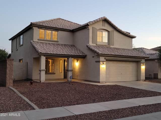 10505 W Edgemont Drive, Avondale, AZ 85392 (MLS #6246606) :: Yost Realty Group at RE/MAX Casa Grande