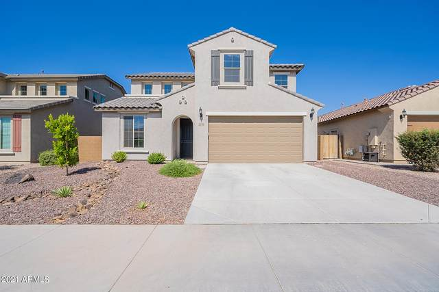 24744 N 96TH Avenue, Peoria, AZ 85383 (MLS #6246610) :: Yost Realty Group at RE/MAX Casa Grande