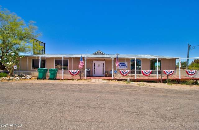 15 S 4TH Street, Tombstone, AZ 85638 (MLS #6246614) :: The Riddle Group