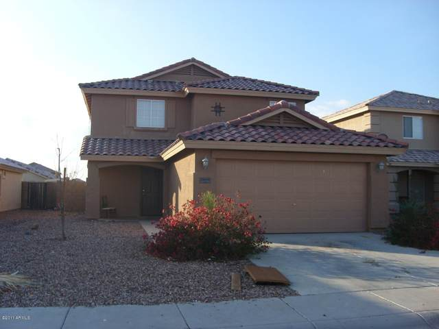 21997 W Cantilever Street, Buckeye, AZ 85326 (MLS #6246630) :: Conway Real Estate