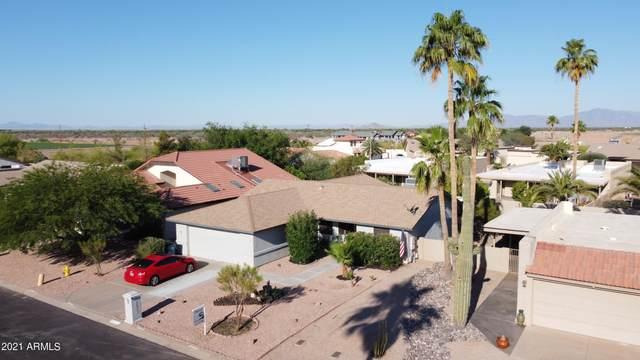26612 S Snead Drive, Sun Lakes, AZ 85248 (MLS #6246652) :: Midland Real Estate Alliance