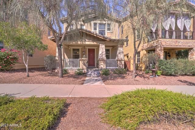 2879 N Claire Drive, Buckeye, AZ 85396 (MLS #6246654) :: Yost Realty Group at RE/MAX Casa Grande