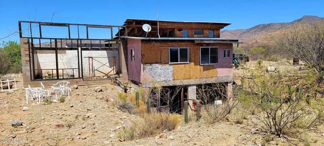 160 S Via Liberacion, Bisbee, AZ 85603 (MLS #6246665) :: Power Realty Group Model Home Center