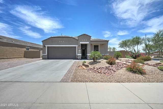 8745 S 255TH Drive, Buckeye, AZ 85326 (MLS #6246676) :: Yost Realty Group at RE/MAX Casa Grande