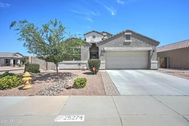 25274 W Burgess Lane, Buckeye, AZ 85326 (MLS #6246680) :: Zolin Group