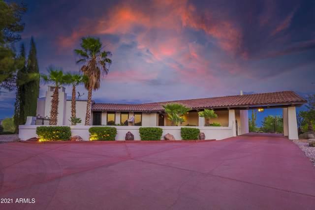 32765 W Cherokee Lane, Wickenburg, AZ 85390 (MLS #6246683) :: The Copa Team | The Maricopa Real Estate Company