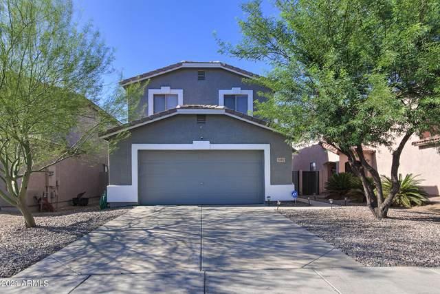 1282 E Leaf Road, San Tan Valley, AZ 85140 (MLS #6246689) :: Conway Real Estate