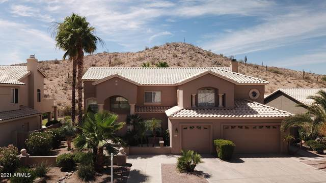 2615 E Amberwood Drive, Phoenix, AZ 85048 (MLS #6246702) :: Yost Realty Group at RE/MAX Casa Grande