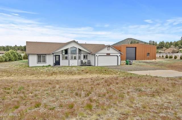 8060 E Fawn Run Road, Flagstaff, AZ 86004 (MLS #6246703) :: Yost Realty Group at RE/MAX Casa Grande