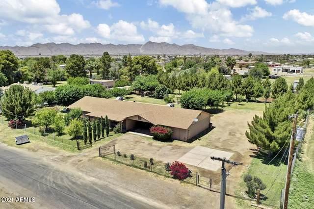 19120 W Melvin Street, Buckeye, AZ 85326 (MLS #6246752) :: Klaus Team Real Estate Solutions