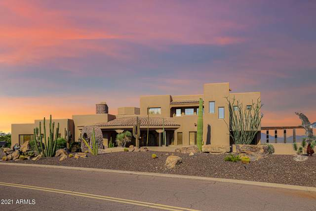 16610 E Inca Avenue, Fountain Hills, AZ 85268 (MLS #6246755) :: Elite Home Advisors
