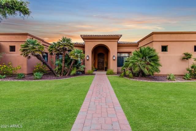 9289 N Morning Glory Road, Paradise Valley, AZ 85253 (MLS #6246761) :: Executive Realty Advisors