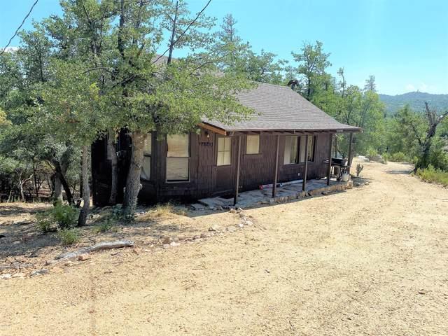 21 S Summer Homes Drives, Crown King, AZ 86343 (MLS #6246766) :: Yost Realty Group at RE/MAX Casa Grande