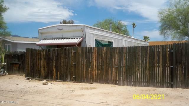 3201 E Kleindale Road #6, Tucson, AZ 85716 (MLS #6246780) :: Long Realty West Valley